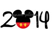 Mickey 2014 Shorts Mickey head Mouse Minnie Wedding DIY you print Printable Iron Transfer Disney Princess Wedding Bride Groom