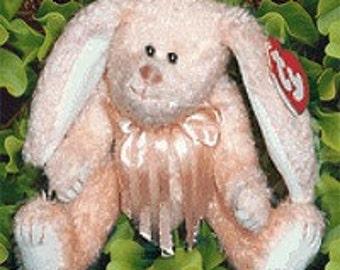 Camelia Rabbit - Retired TY Attic Treasures - 1993 - Mint Condition