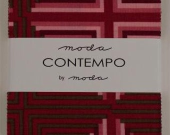 CONTEMPO Charm Pack by Moda  CLOSE OUT