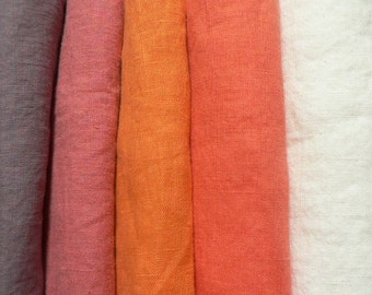 100% linen fabric | washed linen | pure linen | eco friendly | baby linen | handcraft | flax | organic fabric | eco linen | handcraft