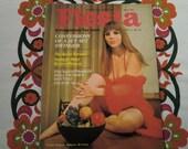 Rare FIESTA magazine February 1969 Vol 2 No 12 glamour topless mens sixties dollybirds
