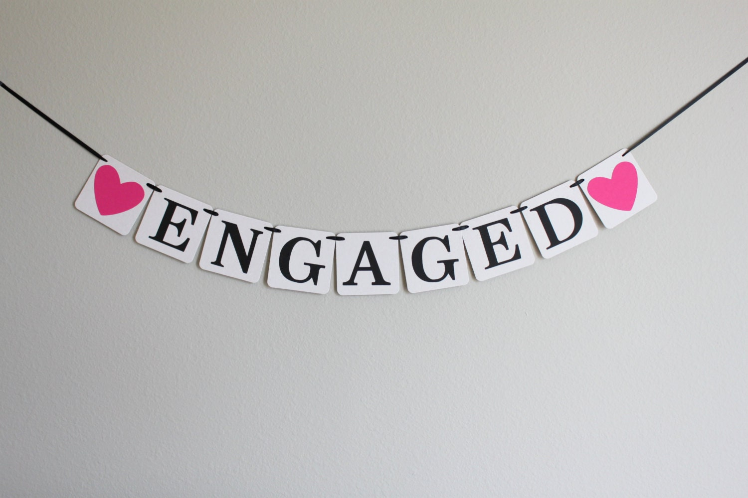 Engagement Party Decorations Engagement Party Banner