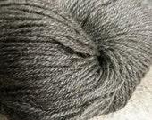 black alpaca CVM tencel angora fingering weight yarn,