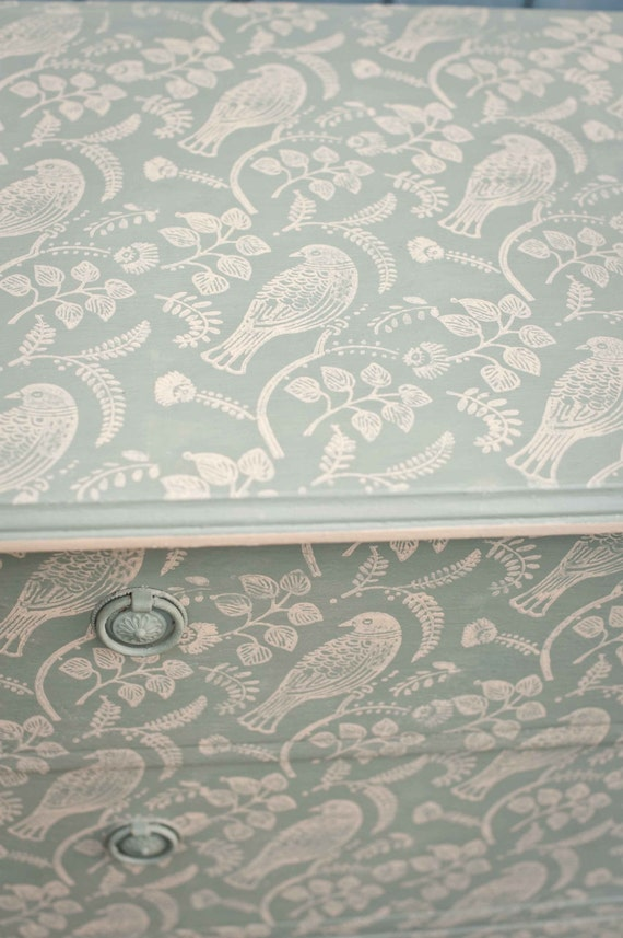 Pattern Paint Roller tuvi patterned paint roller from the painted house