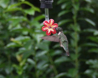 Hummingbird feeder tubes and stoppers...set of 10