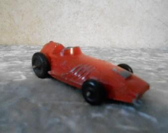 1960's Hubley Metal Race Car