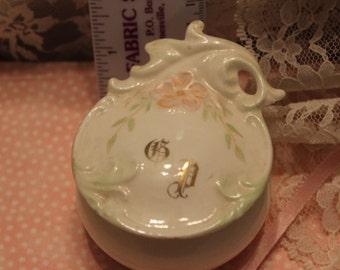 Mallory Ceramics Studio Porcelain Keepsake Box 57 Jamar