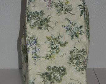 Blender Cover - Herb Print