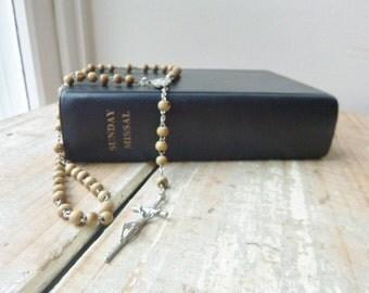 Book, Sunday Missal, religious , vintage missal, black book, church book