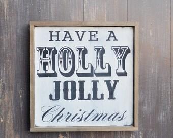 Christmas Sign, Christmas Decor, Christmas Decoration, Christmas Gift, Holiday Decor, Wood Sign