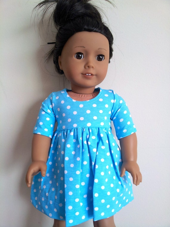 The Ruby Dress for 18 inch dolls