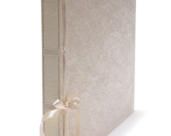 Wedding Photo Album Cream size 30x40 cm/ 100 pages