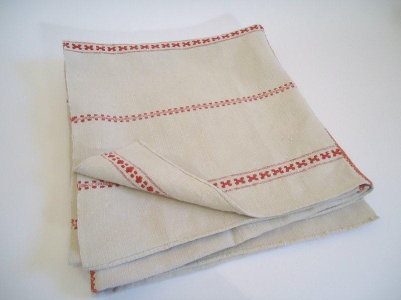 Ancien jet lin housse couette nappe couvre lit lin for Drap housse traduction