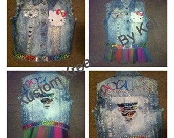Custom TuTu & Vest
