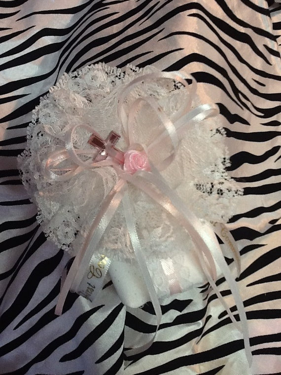 Fabric Covered Soaps - Handcrafted Item - for First Holy Communion/Baptisin/Wedding/New Baby - Quanity 20