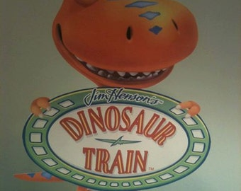 Dinosaur Train Party Decor