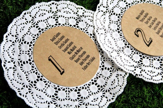 Rustic Wedding Seating Chart Ideas: Items Similar To Rustic Wedding Seating Chart