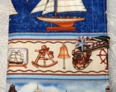 Nook Glowlight Simpletouch Sailboats Lighthouses Ships Padded Cover