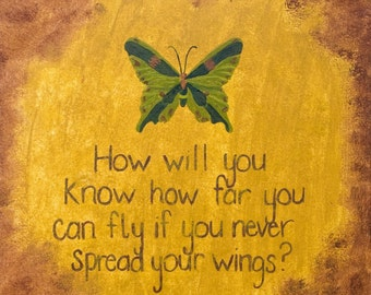 Spread Your Wings - Print