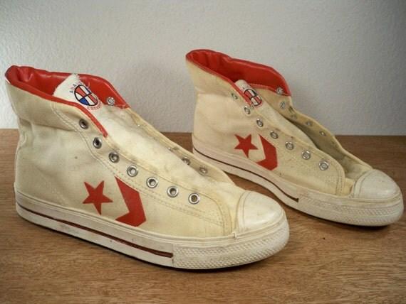 vintage 1960 s converse aba basketball athletic footwear