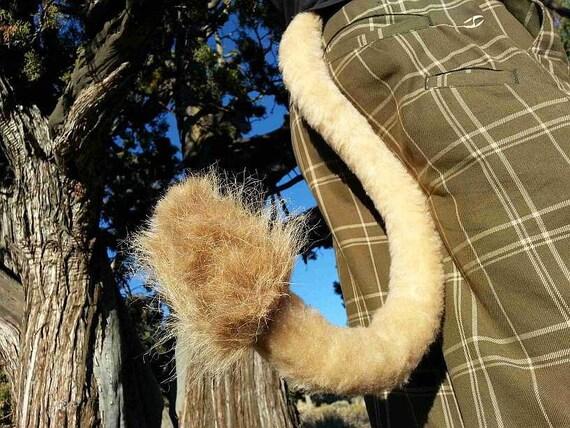 Lion tail costume - photo#5