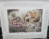 Frameable Brambly Hedge Art Card