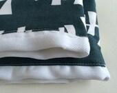 Baby Burp Cloth - Cloth Diaper Burp Rags Gift Set - Lotta Jansdotter