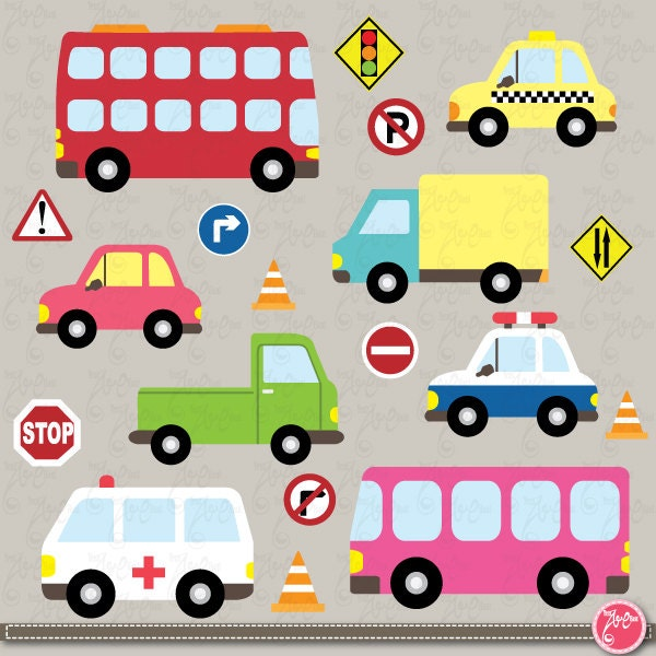 clipart pictures of transport - photo #49