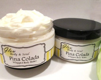 Pina Colada Body Butter Paraben Free Body Butter
