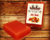 Jelly Beans Scented Soap 3 oz. Bar