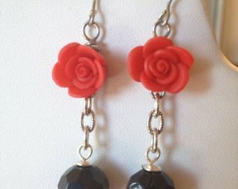 Flores Earrings