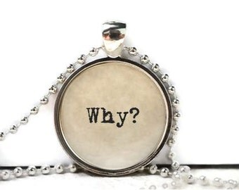 Why resin necklace or keychain word jewelry