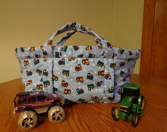Little Boy Carrier for toys