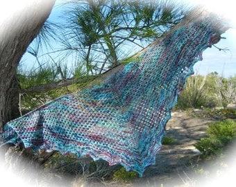 Oceanis Knitting Pattern pdf