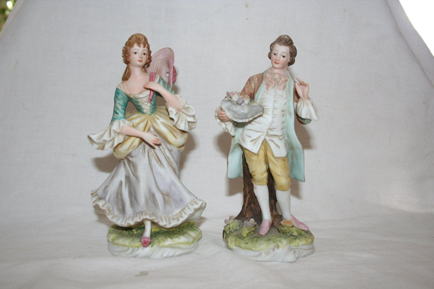 Lefton china collectible porcelain figurine mildred george