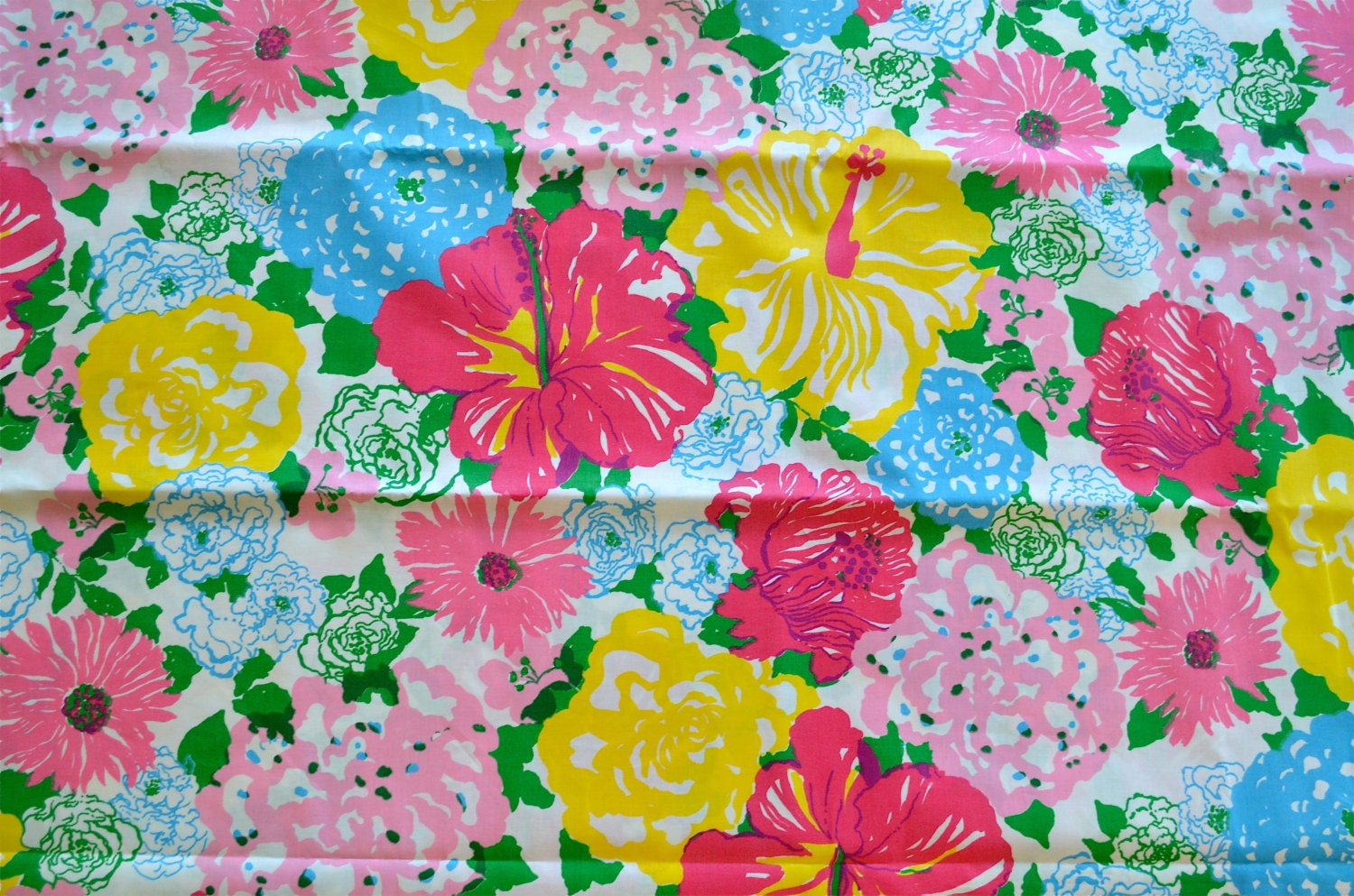 Lilly Pulitzer Upholstery Fabric