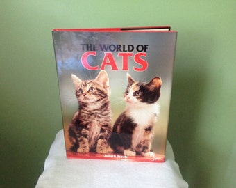 The World Of Cats Book By Judith Steeh