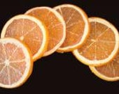 """Artificial Fruit 3"""" Orange Slices - Slices 12 Pieces - Free Shipping"""
