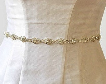 Sale BRIDAL RHINESTONE BELT, bridal rhinestone belt ,Bridal Crystal Sash ,Bridal Crystal Belt ,wedding rhinestone sash, wedding crystal sash