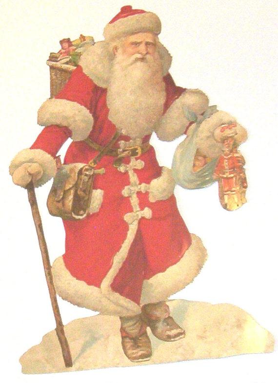 how to say santa claus in german