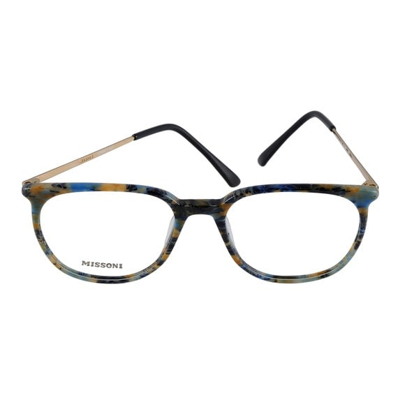 Eyeglass Frames Italian Made : Missoni Eyeglasses M881 A50 52-18-140 Made in Italy