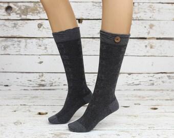 sock  WOMEN SOCKS Socks, button Socks,Girls Socks,Boots Socks,ladies  socks,women's socks- Sock