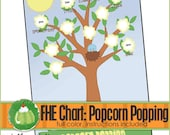FAMILY HOME EVENING Chart - Popcorn Popping - Downloadable File
