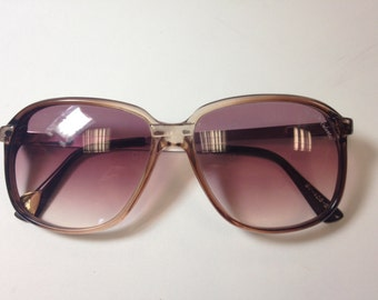 Vintage SERGIO VALENTE Sunglasses- 1970s New Old Stock