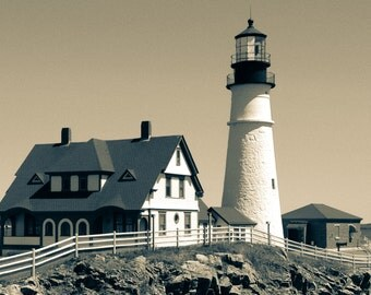 Portland Headlight Cape Elizabeth, Maine