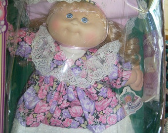 Limited Edition 10th Anniversary Cabbage Patch Kid