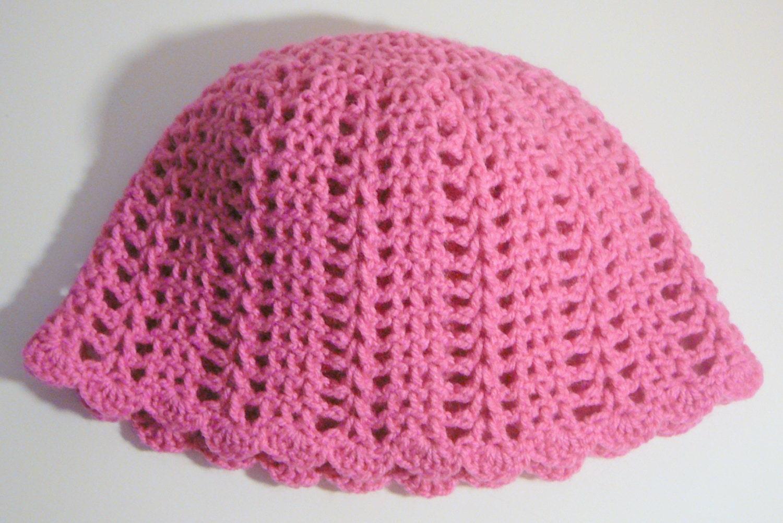 Ava Beanie dk Version PDF Crochet Pattern Newborn to Adult
