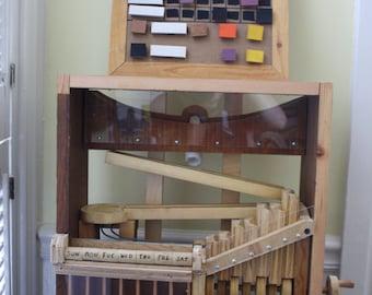 Marble Machine Chore Chart