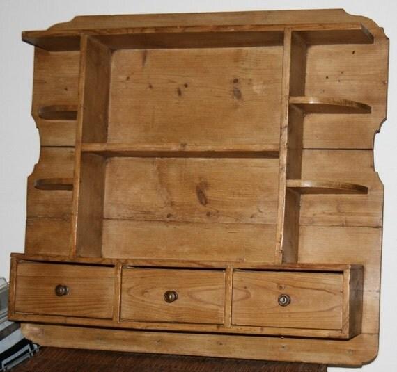antique pine shelves 1