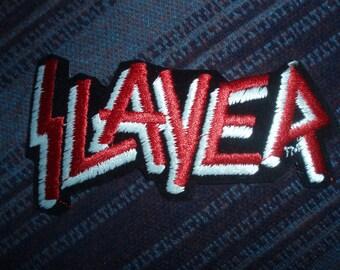 Slayer - Patch - Thrash Metal - Collectible